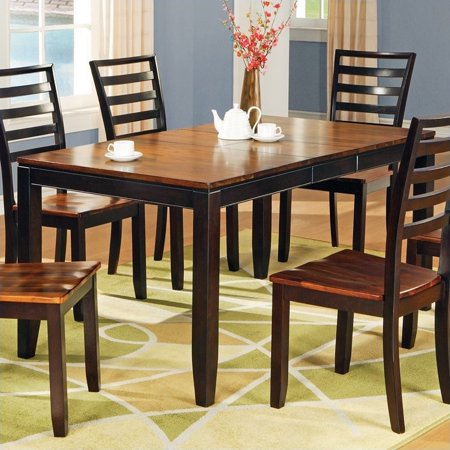 Steve Silver Company Abaco Rectangular Casual Dining Table In Acacia