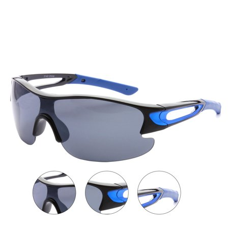 MLC Eyewear Half Framed Outdoors Sports Sunglasses UV400