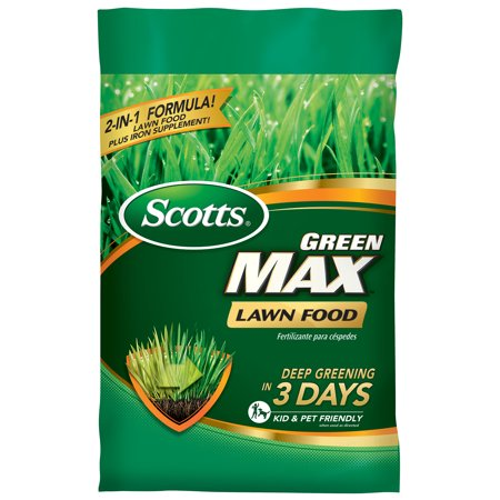Scotts Green Max Lawn Food, 16.9 lbs