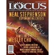 Locus Magazine, Issue # 655, August 2015 - eBook