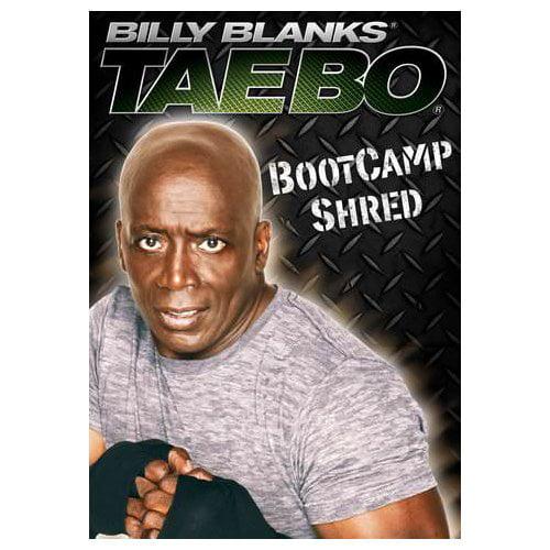 Billy Blanks: Tae Bo Bootcamp Shred (2012)
