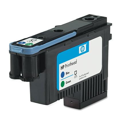 HP HP 70, (C9408A) Blue/Green Printhead