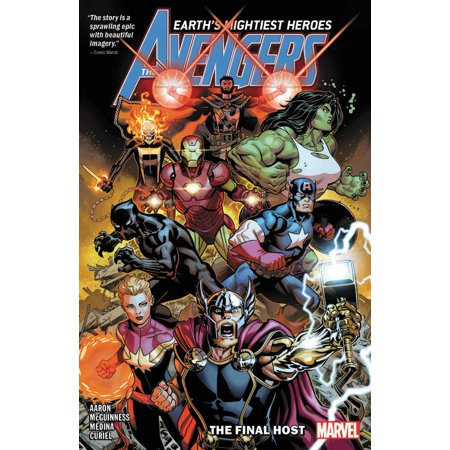 Avengers by Jason Aaron Vol. 1 : The Final Host ()