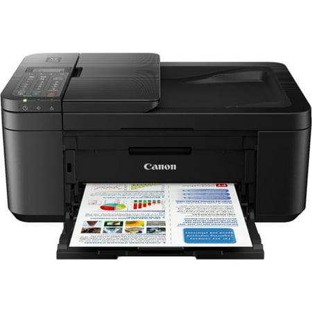 Canon - PIXMA TR4520 Wireless All-In-One Inkjet Printer - Black