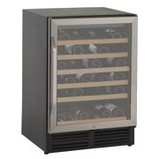 Avanti WCR506 Stainless Steel 50 Bottle Wine Cooler