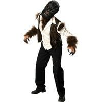 Wolfman Deluxe Adult Halloween Costume