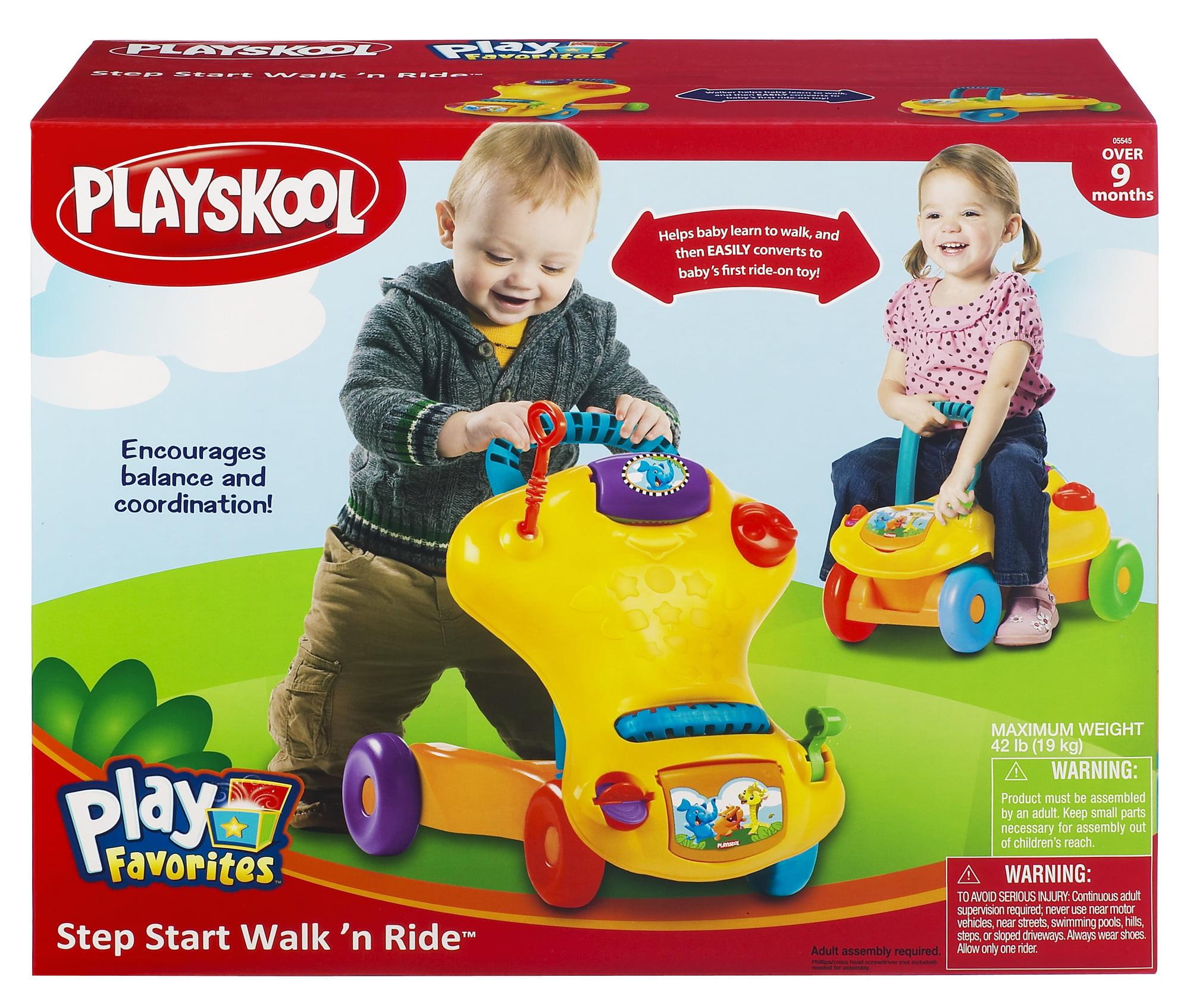 Playskool Step Start Walkn Ride Walmartcom