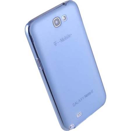 - ULTRA SLIM BLUE FROST PROTEX HARD SHELL CASE COVER FOR SAMSUNG GALAXY NOTE 2 II (L900, i605, SGH-i317, T889, R950, N7100)