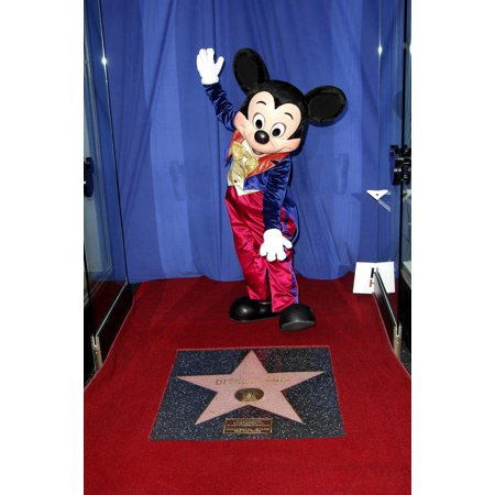 Mickey Mouse At Arrivals For HollywoodS Historic Trust 50Th Anniversary Of Disneyland El Capitan Theater Hollywood Ca July 14 2005 Photo By Michael GermanaEverett Collection Celebrity - Halloween Tickets At Disneyland