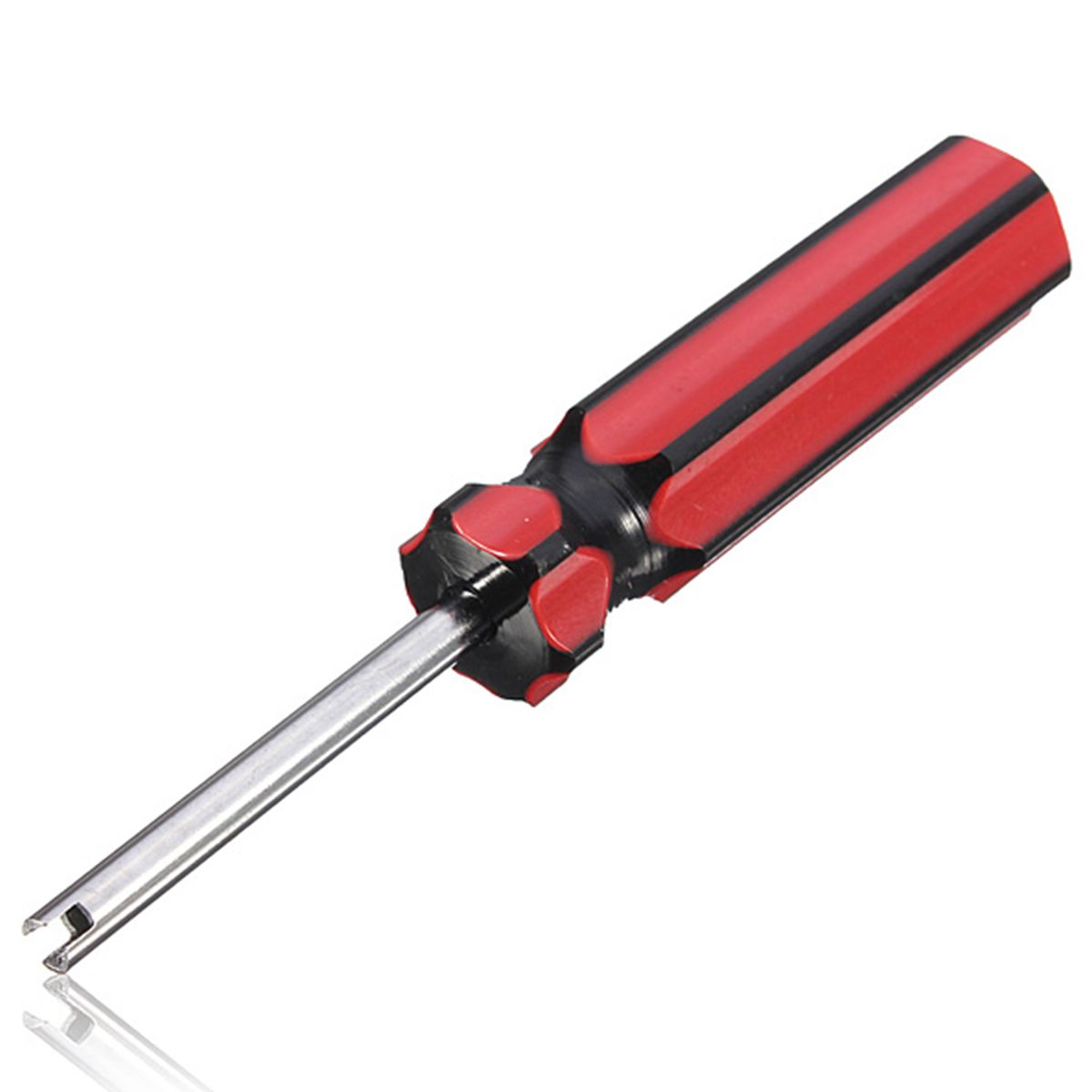 Car Truck Motorcycle Bicycle Screwdriver Valve Stem Core Remover Tire Repair Install Tool