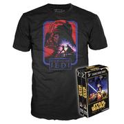 Funko Boxed Tee: Star Wars - Vader - Return of the Jedi - Walmart Exclusive
