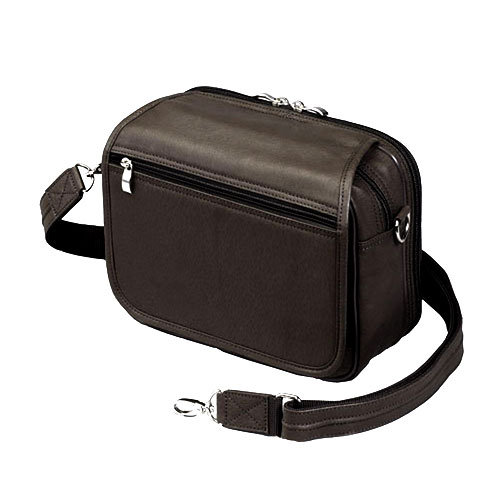 GTM Concealed Carry Classic Boston Bag, Black