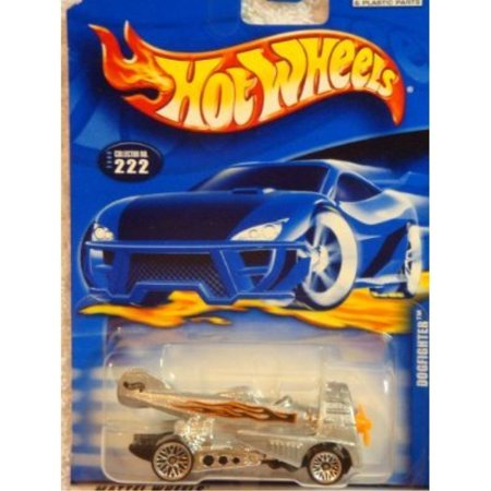 hot wheels design the dogfighter #222 lace wheels 2000 issue 1/64 scale