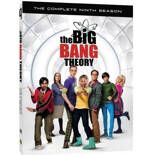 The Big Bang Theory: The Complete Ninth Season (DVD)