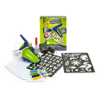 Crayola Air Marker Sprayer: Turn Markers Into Airbrush Paint Art Deals