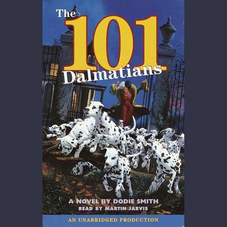 The 101 Dalmatians - Audiobook