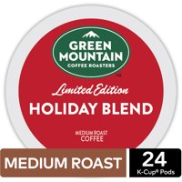 Green Mountain Coffee Holiday Blend Coffee, K-Cup Pods, 24 Count for Keurig Brewers