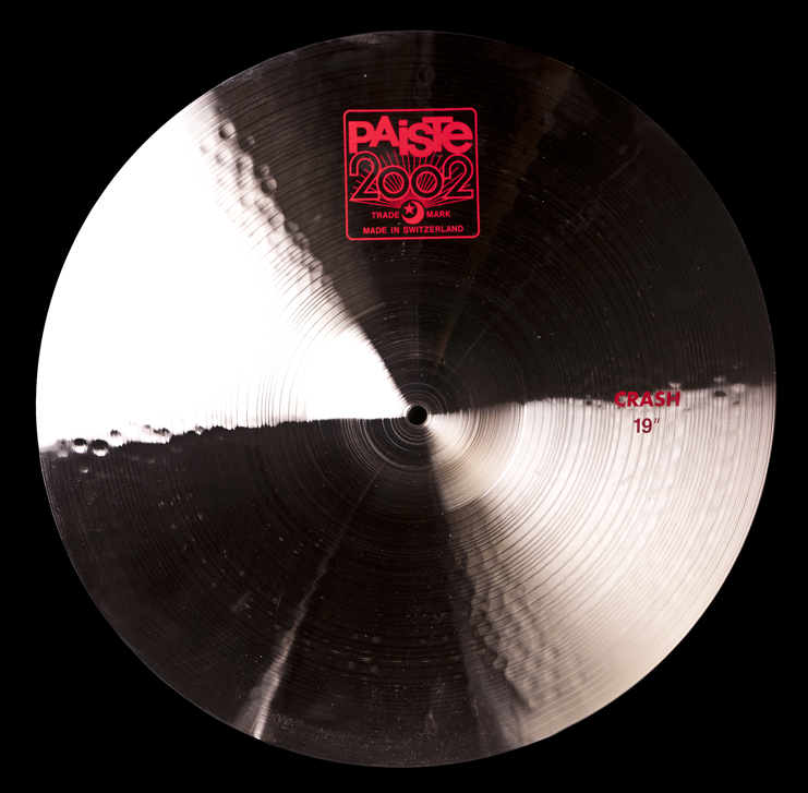 Paiste 2002 18��� Medium Crash Cymbal