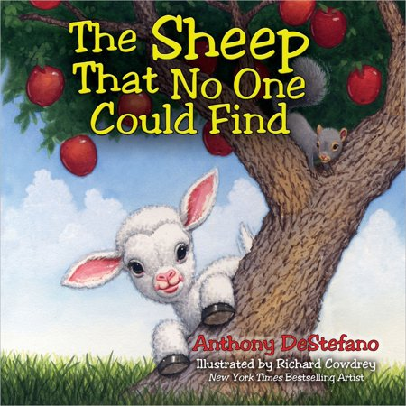 The Sheep That No One Could Find (Could Not Find Endpoint Element With Name)