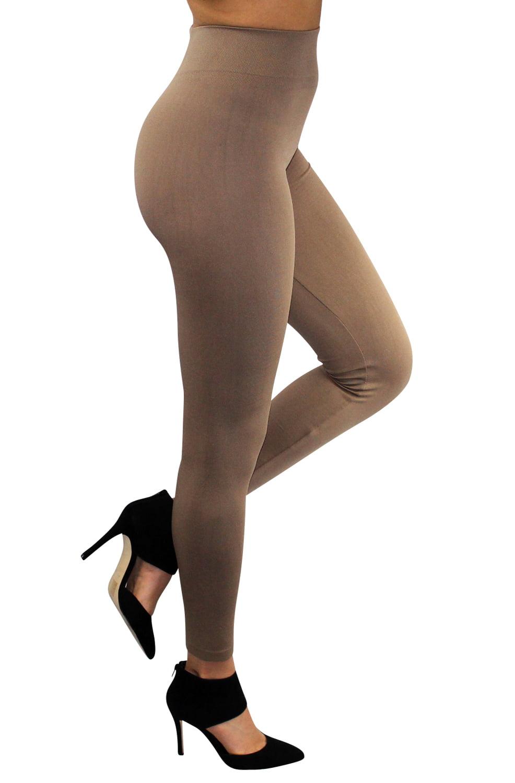 Enimay Women's Gym Leggings High Waist Tights Workout Yoga Pants ...