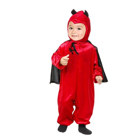 Infant Devil Costume (Halloween Darling Devil Infant/Toddler)