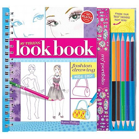 My Fabulous Look Book : Fashion Drawing Made Easy