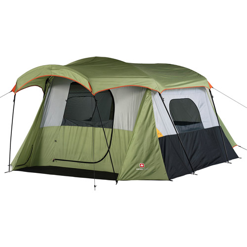 SwissGear St. Alban 8-Person Family Dome Tent ...  sc 1 st  Walmart & SwissGear St. Alban 8-Person Family Dome Tent 14u0027X11u0027 - Walmart.com