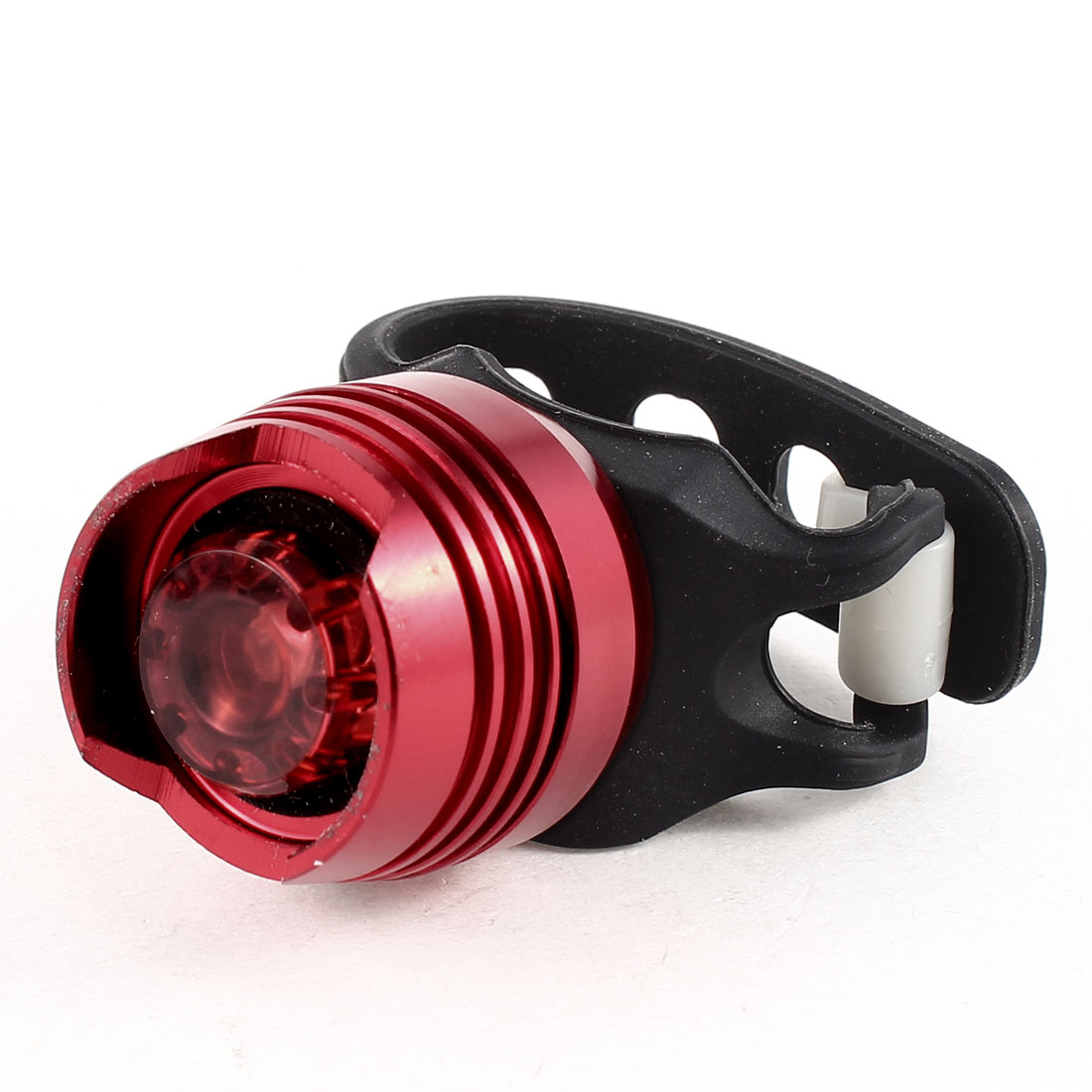 Aluminum Shell Bicycle Emergency Safety Warning Red LED Rear Lamp Tail Light