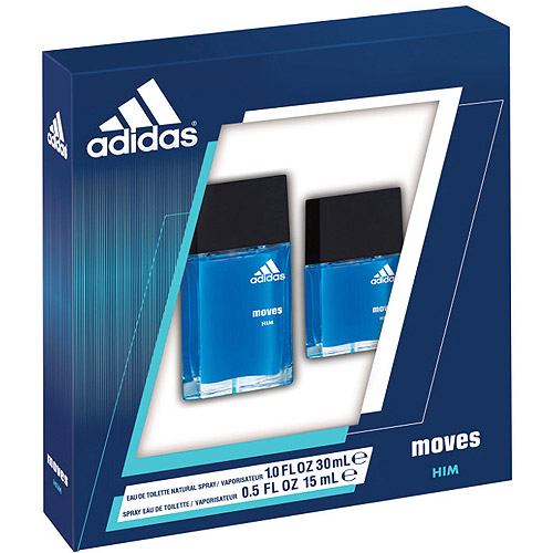 Adidas Moves Him Fragrance Gift Set, 2 piece