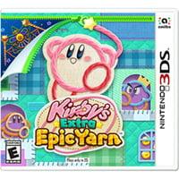 Kirby's Extra Epic Yarn, Nintendo , Nintendo 3DS, (Digital Download) 045496682347