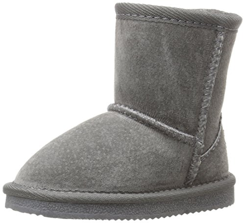 Lamo Kid's Faux Fur Fashion Boot (Toddler Little Kid Big Kid) by Lamo