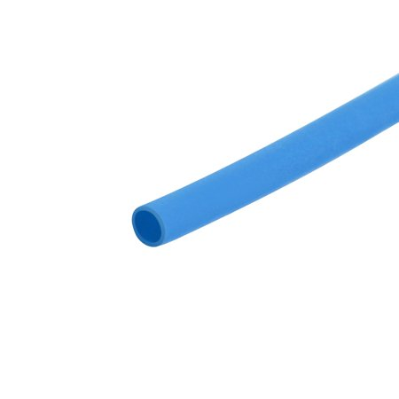 Heat Shrink Tube 2:1 Electrical Insulation Tubing Blue 0.8mm Diameter 5m Length Blue Heat Shrink Tubing