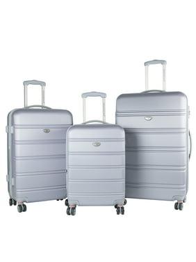 American Green Travel 3 Piece Luggage Set
