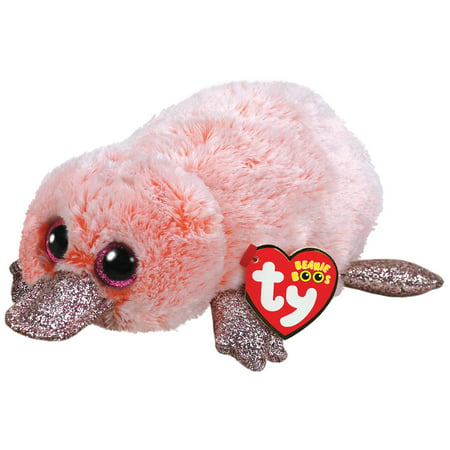 TY Beanie Boos - WILMA the Platypus (Glitter Eyes) (Regular Size - 6 inch)](Wilma Rubble)