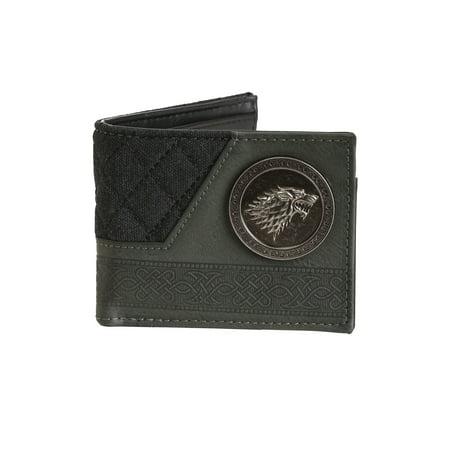 Game of Thrones House Stark Bi-Fold Wallet ()