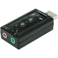Manhattan® Hi-speed 3d 7.1 Sound Adapter