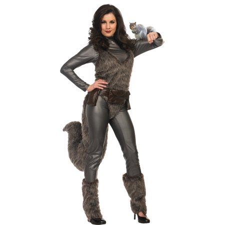 Adult's Womens Premium Marvel Universe Squirrel Girl Costume (Squirrel Costumes)