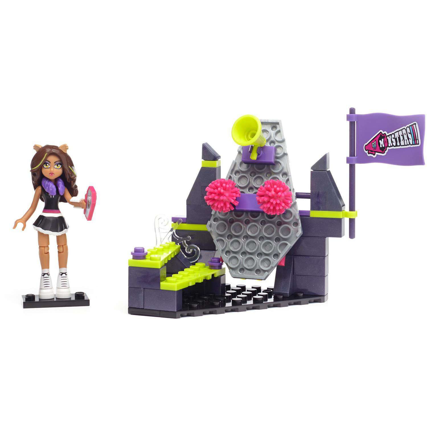 Mega Bloks Monster High Fear Squad by Mattel