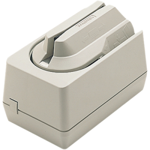 Magtek 22530005 Minimicr Wedge 3track Msr Gray Rdr Pwr Included Order Cable Separate