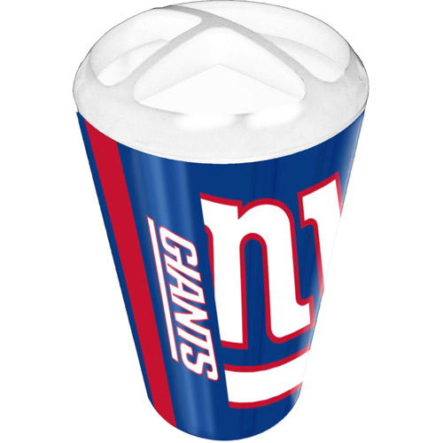 NFL New York Giants Decorative Bath Collection Toothbrush Holder