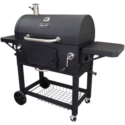 Dyna-Glo Premium Charcoal Grill, DGN576DNC-D