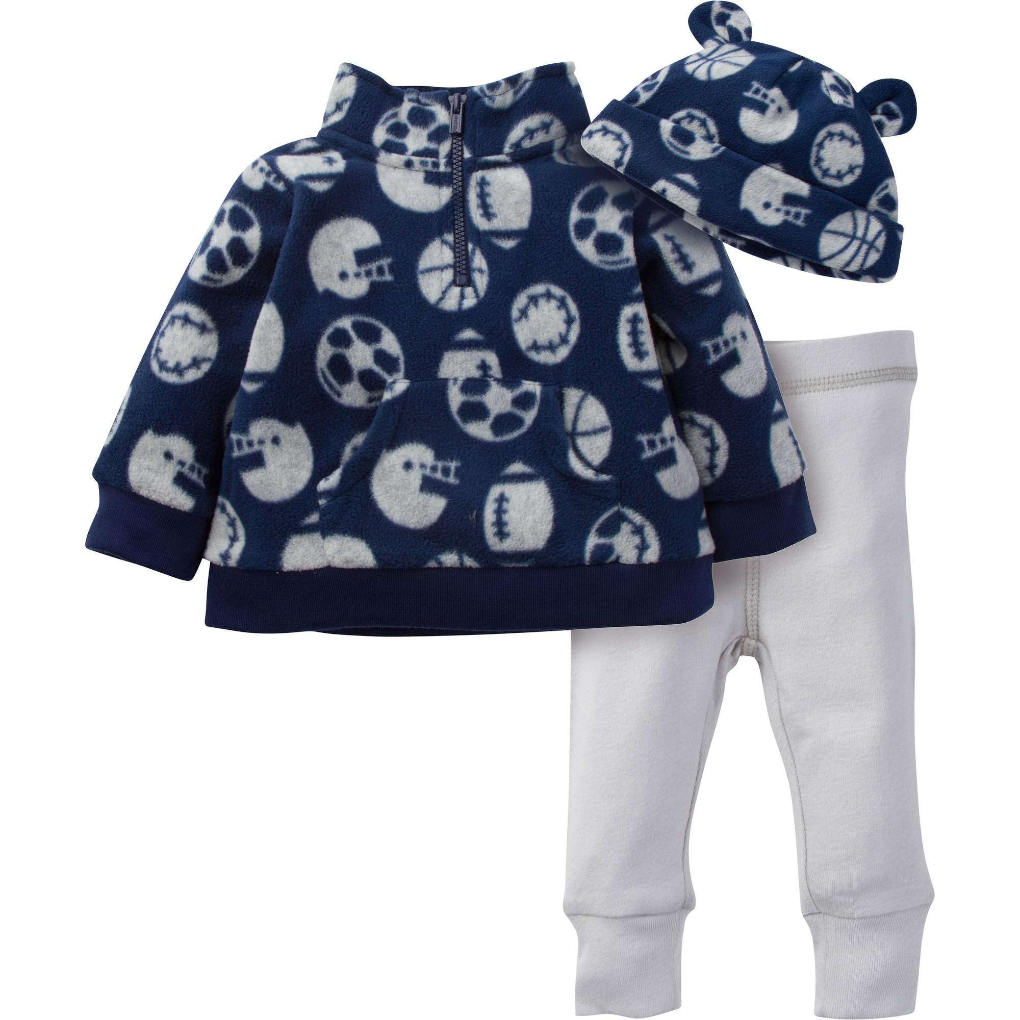 721ad7581 Gerber Childrenswear Llc - Gerber Childrenswear LLC Microfleece Zip Jacket