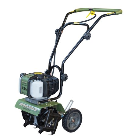 Offex 43cc 2-Cycle Mini Cultivator ()