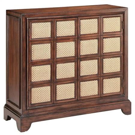 Stein World Wooden Accent Cabinet Brown