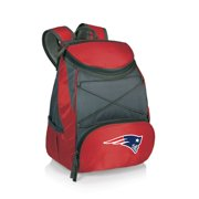 New England Patriots PTX Backpack Cooler - Red