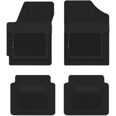 Pants Saver Custom Fit 4pc Car Mat Set, Toyota Corolla 2011 ()