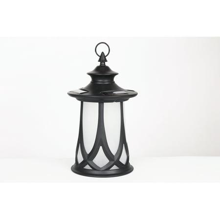 Round Lantern Solar Light