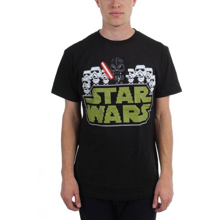 Star Wars: Tiny Death Star - Mens Team Vader (The One With The Tiny T Shirt)