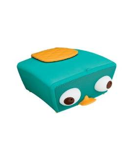 KIDdesigns Phineas-and-Ferb-iPod-Boombox-green