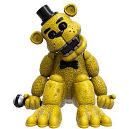 Funko Five Nights At Freddys 2 Inch Tall Golden Freddy Vinyl Mini Figure